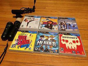 PlayStation move bundle