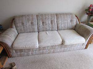 Sofa and love seat for sale $70