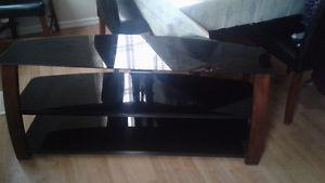 TV STAND Fits up to 60' TV great condition pick up only
