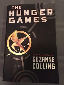 The Hunger Games Novel For Sale