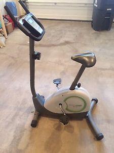 Upright Exercise Bike $50