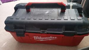 Very Big Milwaukee Tool Kit with Tools and Other Stuff Has