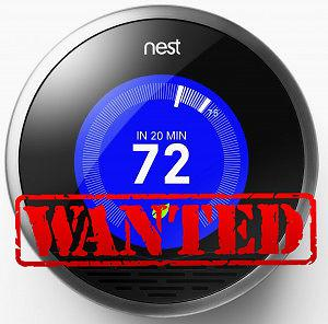 Wanted: New or used Nest Thermostat