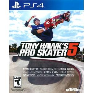 Wanted: Tony Hawk 5