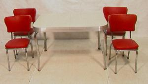 Wanted: Want to buy great condition 50's chrome/formica