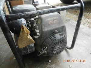 Water/waste pump