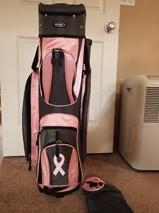 Women's complete golf club set