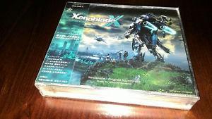 Xenoblade X Original Soundtrack. 4-Disc Set