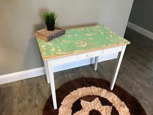 Beautiful Refinished Antique Desk