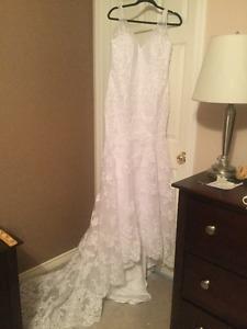 Brand new wedding dress size