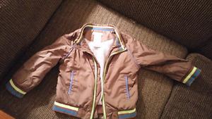 Brown Joe Fresh jacket  months.