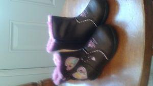 Girls Disney Princess Size 9 Boots