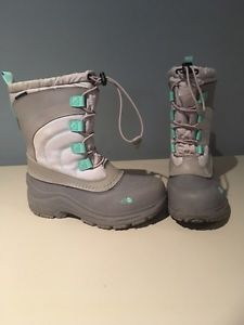 Girls North Face Winter Boots