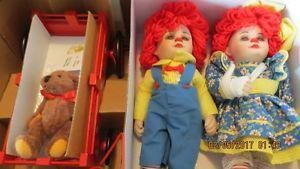 Marie Osmond Porcelain Dolls