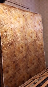 Mattress and frame in good condition