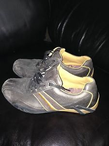 Mens Aldo Leather Casual Shoes Size 11