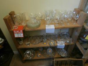Pinwheel & Cornflower Crystal 50% OFF at KeepSake at the