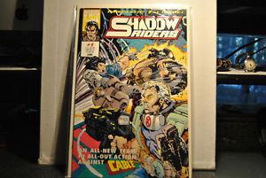 Shadow Riders No 1 June  Marvel Against Cable