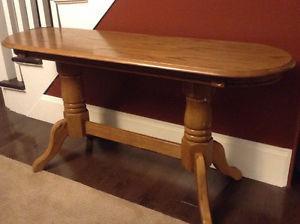 Sofa table/hall table