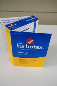 TURBOTAX PREMIER Income Tax Software For Sale - Half Of