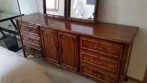 Unique antique 7 pcs Bedroom Suite. Price reduced