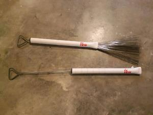 Vic firth brushes