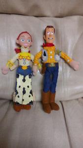 Woody & Jessie Toy Story 1,2,3,Figures