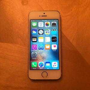 iPhone 5s White/Gold 32gb excellent condition