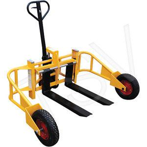 All Terrain Pallet Jack - USED