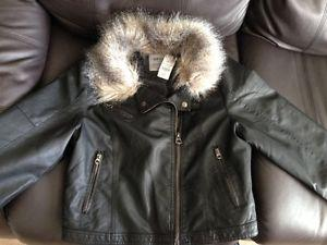 Brand New with tags Ladies Faux Fur Jacket