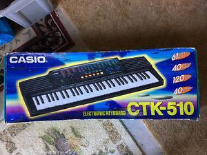 CASIO CTK 10 ELECTRONIC keyboard!!!