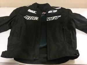 Dirt bike/motor cycle jacket