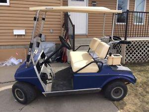 Gas golf cart for sale