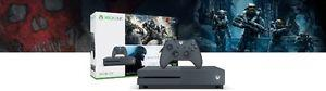Great deal Xbox One S 500 GB with 5 games + Extras!!!