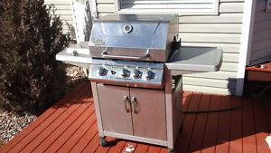 Grill Chef natural gas bbq