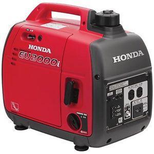Honda w Generator