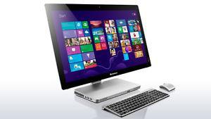 "Lenovo 27"" a730 all in one touchscreen () for sale/trade"