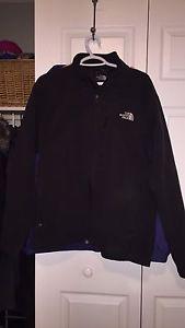 Lg men's North face soft shell jacket