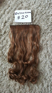 Long Wavy and Curly Hair Extensions