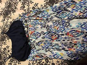 Maxi dress and formal dress