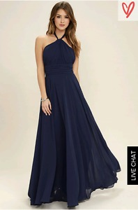 Maxi dress prom brand new with tags