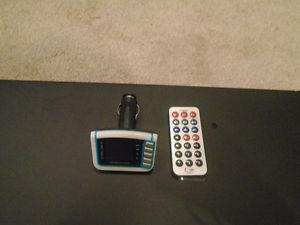 Mp3 player with remote