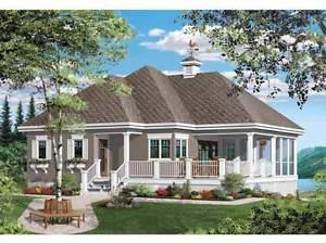 NEW $ CON  SQ FT BUNGALOW ON YOUR LOT