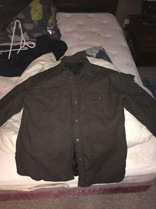 New Dakota work jacket