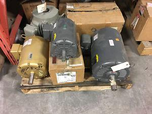 New and used electric motors for sale
