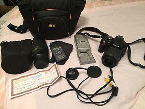 Nikon D Lens and Kit