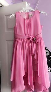 Pink Dress Size 12 Girls (New)