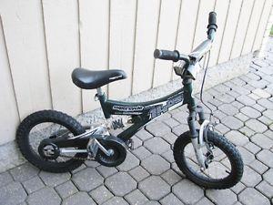 SUPERCYCLE Boys Bike - 14 Inch wheels