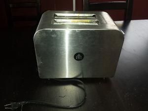 Stainless Steel Two Slice Toaster