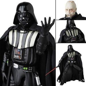 Star Wars Darth Vader Action Figure Mafex